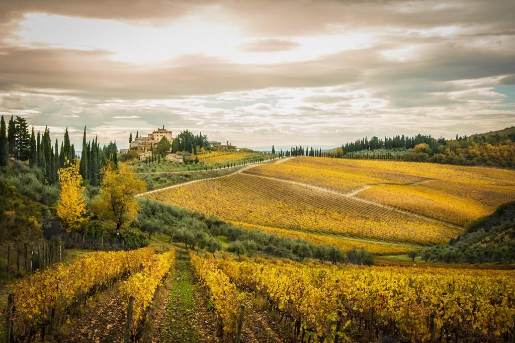 Villa Cavalcanti nel Chianti